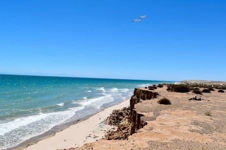 Campo La Salina - Campgrounds - El Golfo de Santa Clara - Chalet