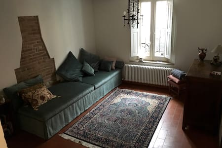 Peaceful apartment historic center - Ravenne - Maison