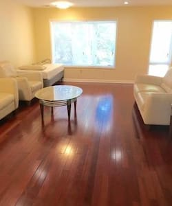 Beautiful super clean 2BHK townhouse New Brunswick - Appartement