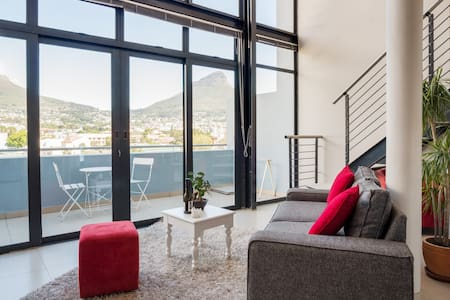City living with breathtaking mountain views - Cape Town - Apartment