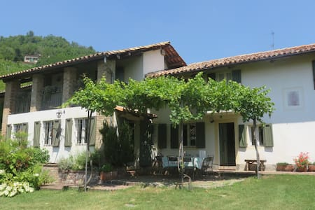 Cascina Grazia. Farmhouse on Monferrato Hills. - Murisengo