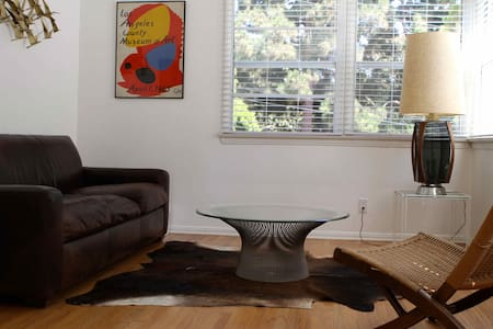 Bright 1BR three blocks from the beach - Los Angeles - Apartment