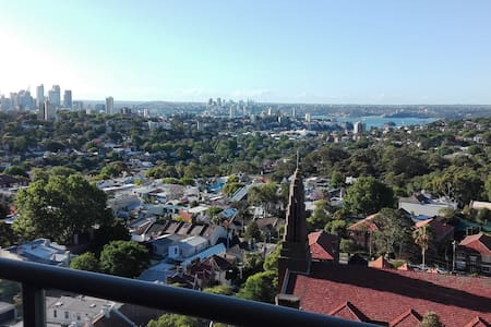 Magnificent views of entire city - Bondi Junction - Wohnung