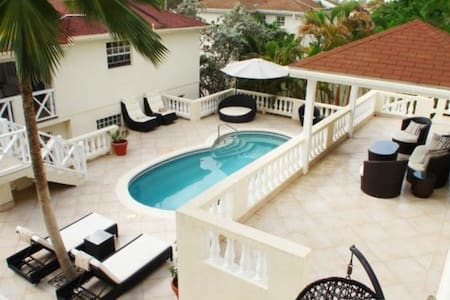 3 Bed West Coast Villa-Oceanview-Maid-Private Pool - Douglas - Vila