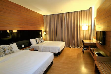 1-4pax city center 10min KL Sentral - Apartamento