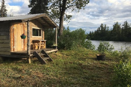 Tokosha Camp ~ Forget-me-not Cabin - Trapper Creek - Cabin