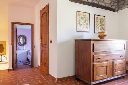 Camera doppia in collina - Casa