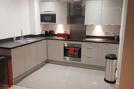 New Modern Apartment Cardiff Bay! - Apartment