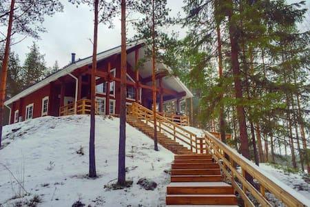Suomi Retreat - Ruokolahti - Haus