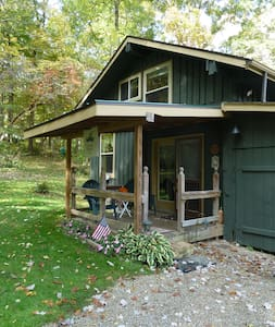 Cabin in the woods located near Mohican State Park - Butler - Srub