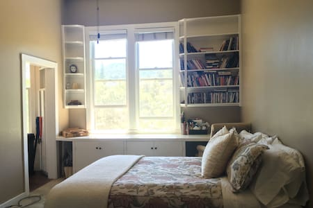 Charming Studio Loft in Downtown!! - Los Gatos - Apartamento