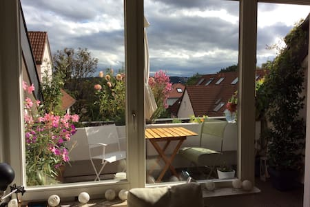 Großzügig über den Dächern - Apartmen