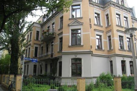 Zimmer im schönen Paulusviertel - Halle (Saale) - Apartment