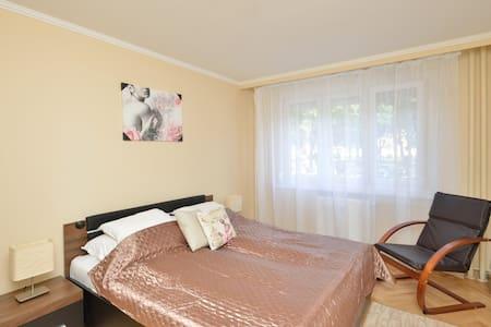 NEW,PRETTY APT. FREE PARKING,GOOD PRICE in ÚJBUDA! - Appartement