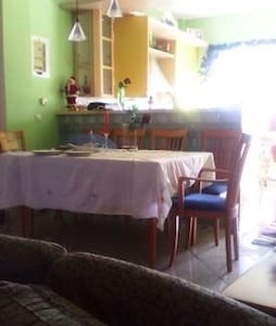 ROOM WITH GARDEN COSE TO THE CENTRE - Kos - Huis