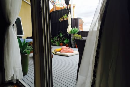 Spacious Rooftop Penthouse - Fortitude Valley - Fortitude Valley - Apartment