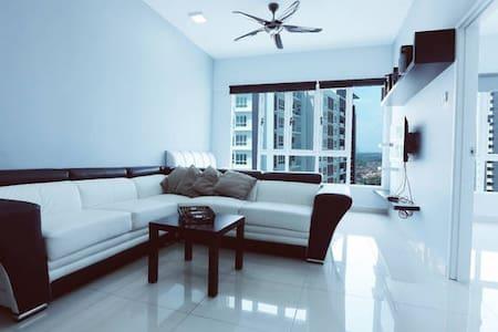 *5STAR Skydeck Seaview@10m LegoLand @Near TownCity - Johor Bahru - Apartamento