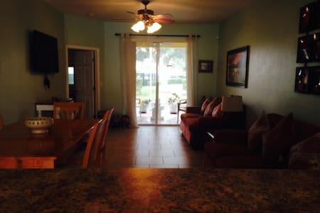 A Relaxing Quiet Pecefull Vacation - Kissimmee - Villa