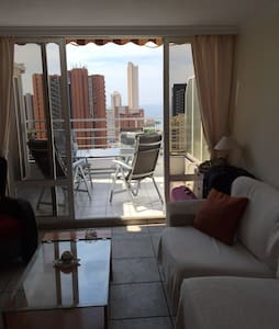 Your appartment with great view - Wohnung
