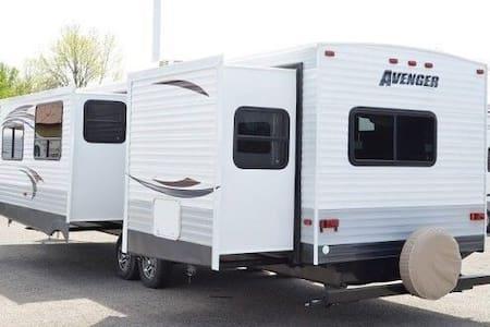 Rubber Ducky Resort Trailer Rental - Camper/RV
