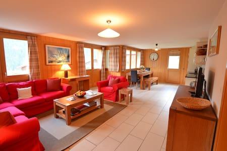 Ski in - ski out apartment in beautiful Grimentz - Apartmen