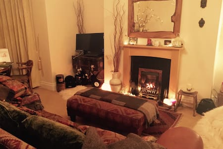 Charming Double Bed Garden Apartment - Harrogate - Apartment