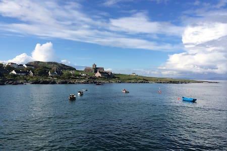 Isle of Iona Campsite - Isle of Iona - Khemah