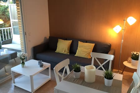 Near beach, cozy, remodeled new. - Appartement