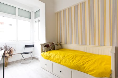 Nice room near the lisbon zoo - Apartamento
