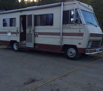 Rusty's Place - Lakókocsi/lakóautó