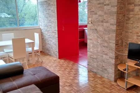 Metro Tlatelolco (Minutes from Downtown) - Apartment
