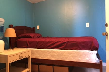 Blue Little Room, Size Full Bed - Maison