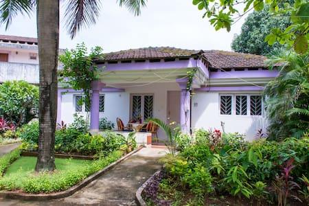 Villa Holiday in Cavelossim, Goa - Goa - Villa