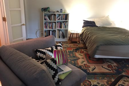Cozy, safe, charming studio in heart of Oak Park. - Oak Park