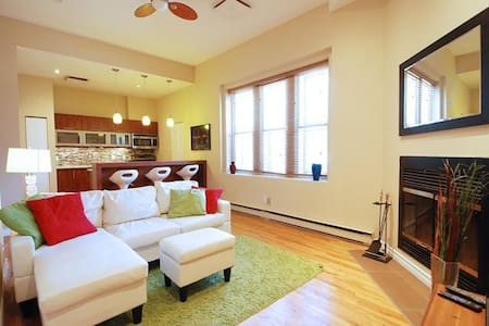 Stunning Centrally Located Renovated Two Bedroom - Montréal - Apartment
