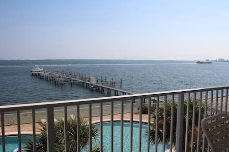 Beautiful condo   Beautiful view - Pensacola - 아파트(콘도미니엄)