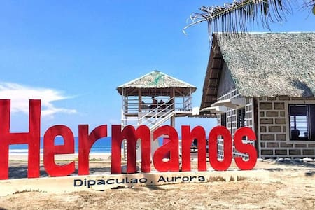 HERMANOS LEISURE FARM AND SURF CAMP - Dipaculao - Bed & Breakfast