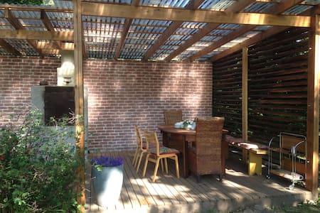 Kids and pets friendly summerhouse. - Elva