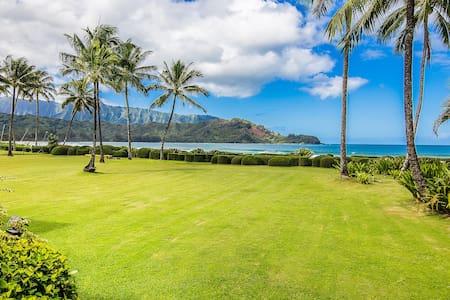 Hanalei Bay - Best Location On Kauai - Ház