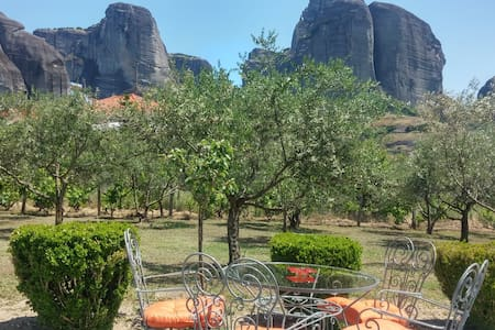 Olive Grove Rooms Meteora - House