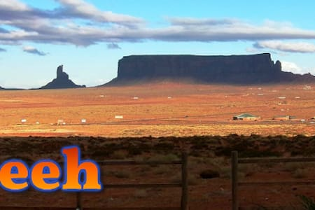 Tear Drop Arch Bed and Breakfast-2 - Oljato-Monument Valley - Bed & Breakfast
