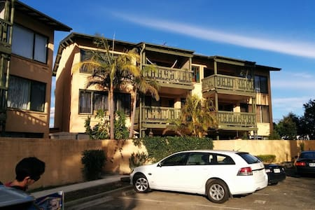 Retro apartment halfway between city and the beach - Plympton