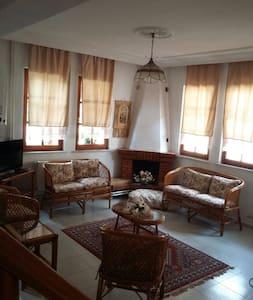 Villa Belen Günlük Kiralık Villa Bahçeli Şömineli - Appartement