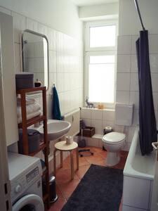 Helles und hübsches Zimmer direkt am Stadthafen - Rostock - Apartment