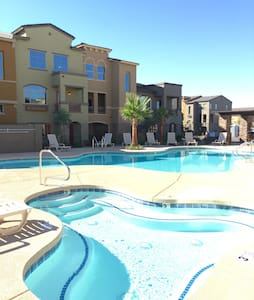 Comfortable & quiet room in North Phoenix - Phoenix - Kondominium