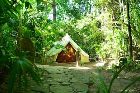 Retreat Glamping Tulum Beach