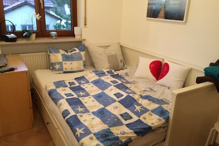 Room near Munich Fair & with BNB