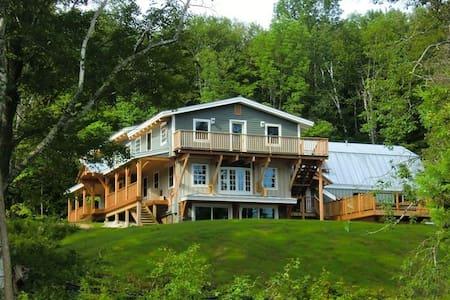 Luxury Social Ski House Experience