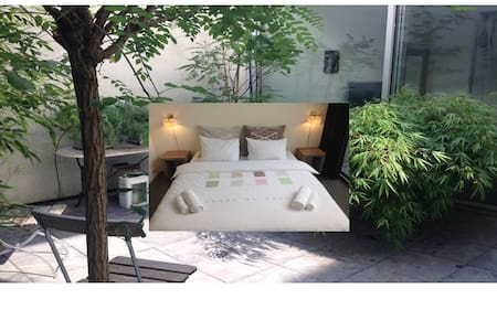 Luxury room with private bathroom - Amsterdam