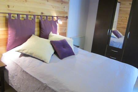 suite lilas - Saint-Jean-de-Sauves